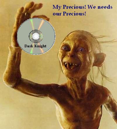 We needs our precious!