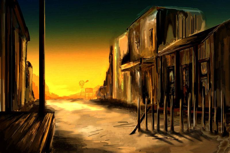 Revivir el Foro Ghost_town