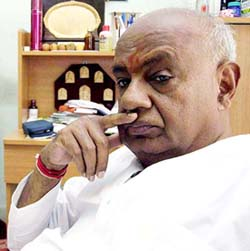 Deve Louda Gowda - The Art Of Holding An Entire City At Ransom!