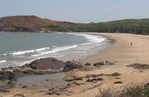 Gokarna - kudle beach