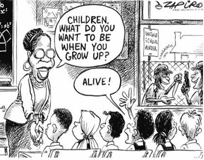 Growing up