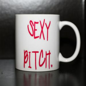 Hot coffee mug sexy coffee mug